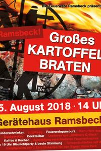 Kartoffelbraten in Ramsbeck Drucken	E-Mail